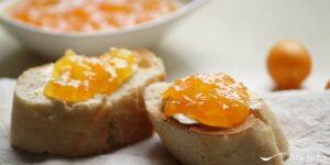 Receta para realizar mermelada de Naranja China
