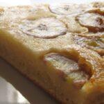 Deliciosa y sabrosa receta de pastel de platano