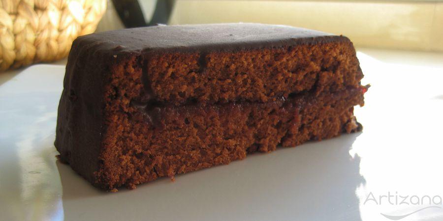 Receta de Tarta de chocolate clasica
